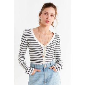 Urban Outfitters Lolita Button-Down Cardigan pcl